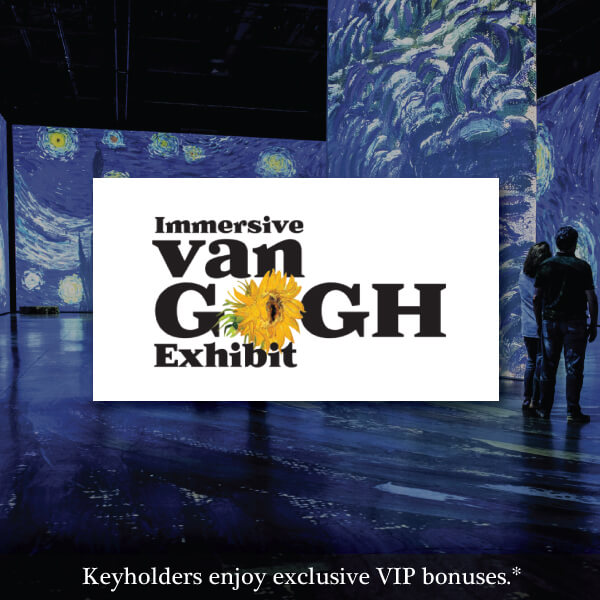 Van Gogh Exhibit Toronto