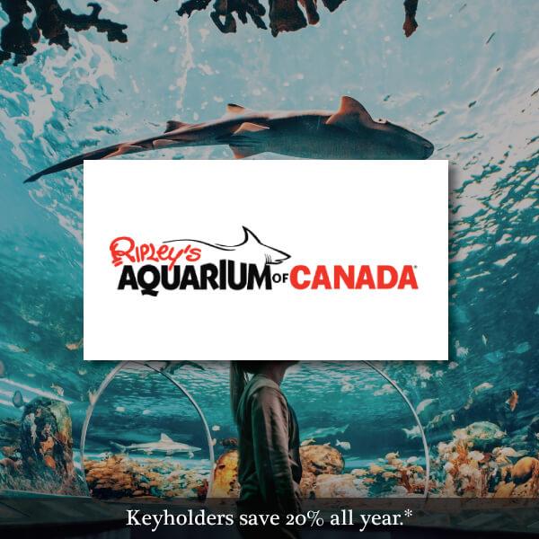 Ripleys Aquarium Toronto