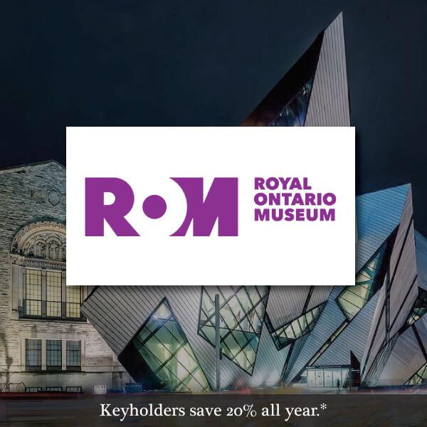 Royal Ontario Museum (ROM)