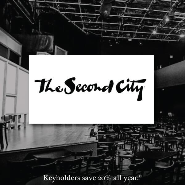 Second City Toronto comedy shows