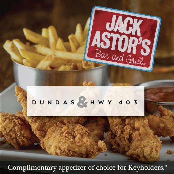 Jack Astor's Dundas and Highway 403
