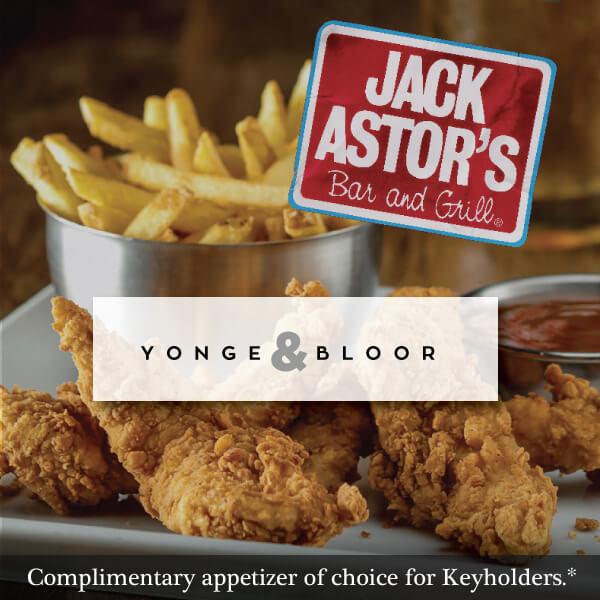 Jack Astor's Yonge and Bloor