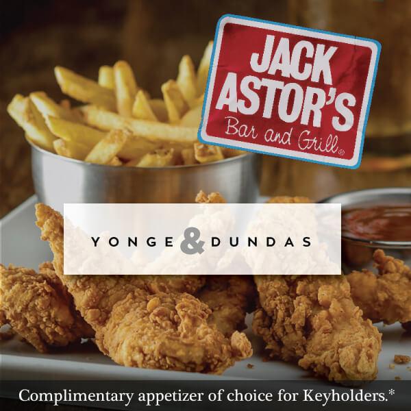 Jack Astor's Dundas Square