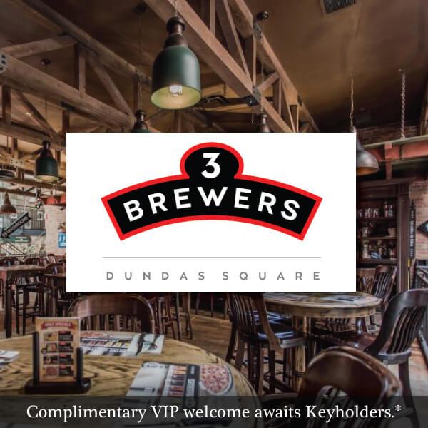 3 Brewers Dundas Square