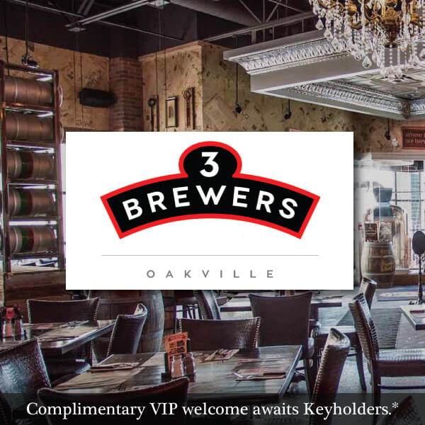 3 Brewers Oakville
