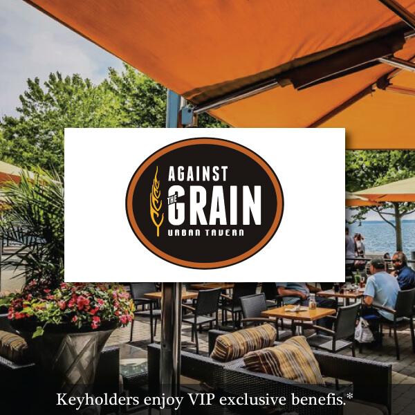 Against The Grain Toronto restaurant