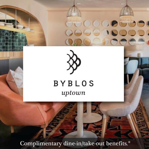 Byblos Uptown Toronto