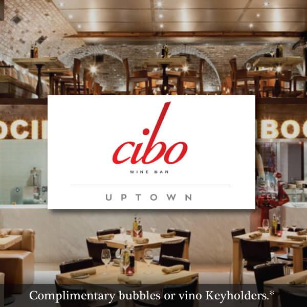 Cibo Wine Bar Yonge