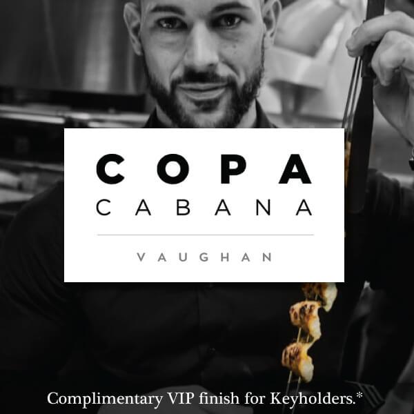 Copacabana Vaughan