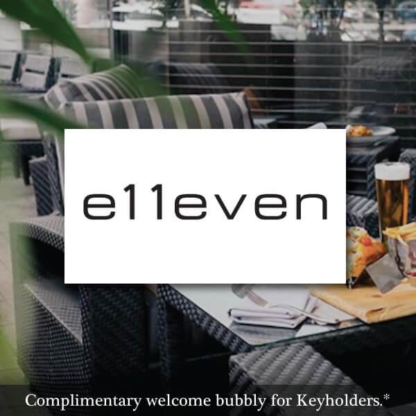 E11even Restaurant Toronto