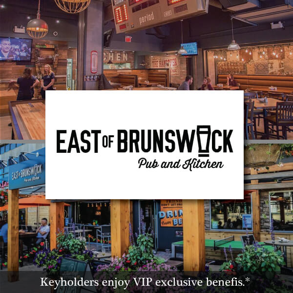 East of Brunswick Pub