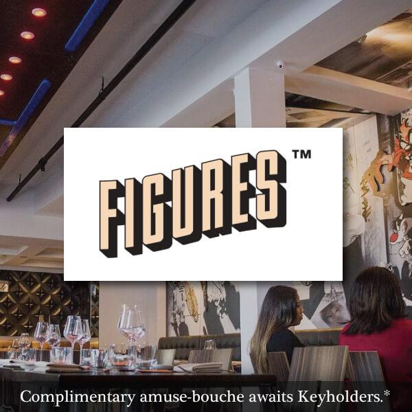 Figures Restaurant Toronto