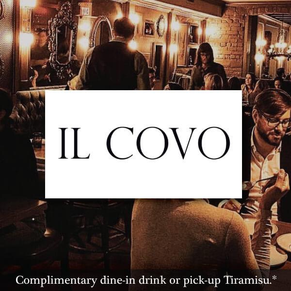 Il Covo Toronto Fine Italian Restaurant