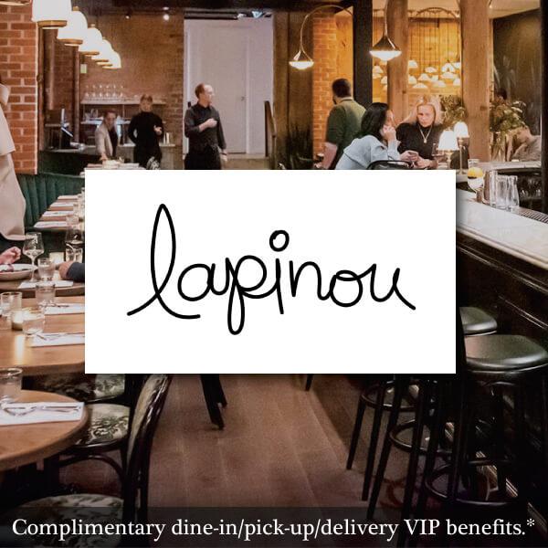 Lapinou Restaurant Toronto