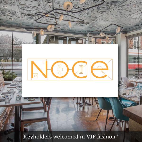 Noce Restaurant Toronto
