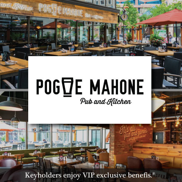 Pogue Mahone Pub Toronto