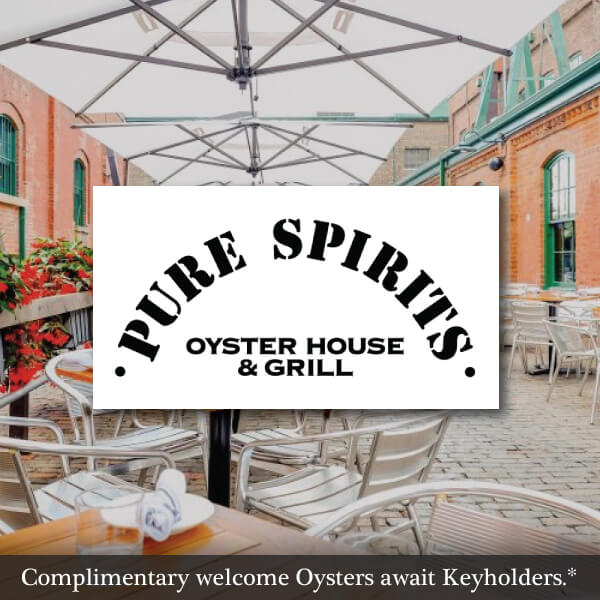 Pure Spirits Oyster House and Grill