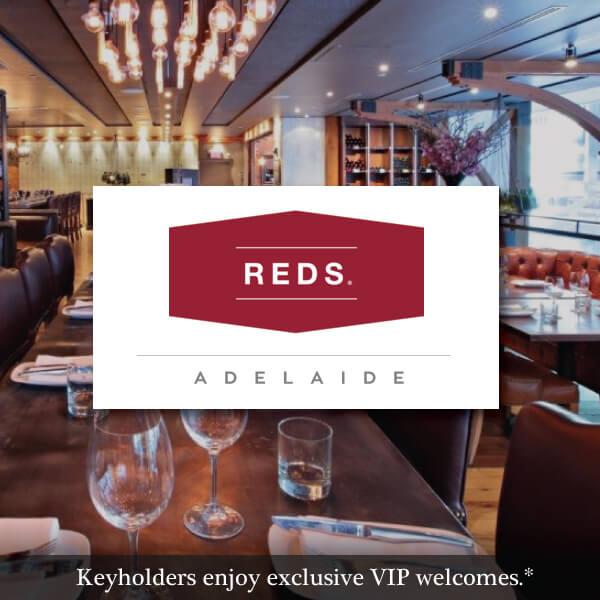 Reds on Adelaide Toronto