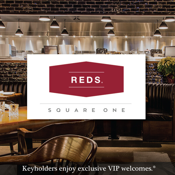 Reds at Square One MIssissauga