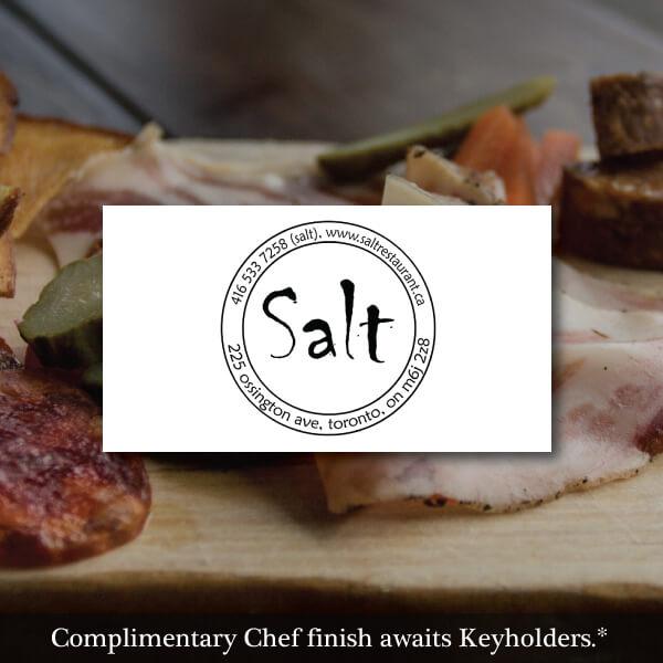 Salt Wine Bar Toronto