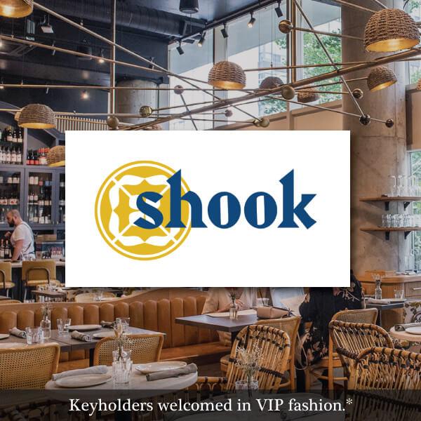 Shook Kitchen Toronto