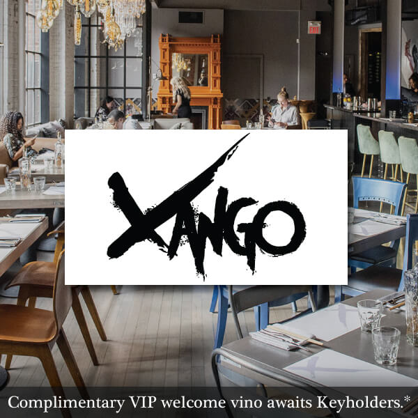 Xango Restaurant on King Street West