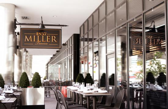 Miller Tavern Downtown Patio