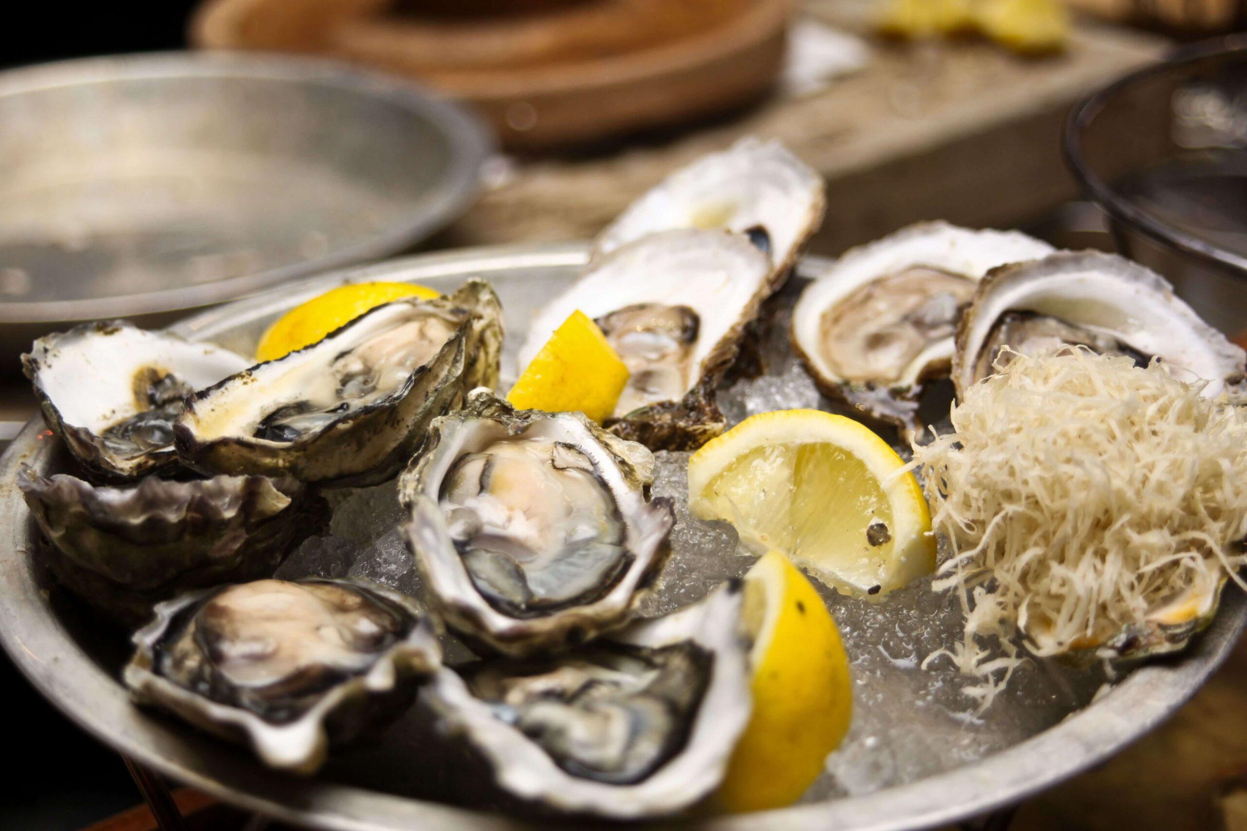 Nome Izakaya Oysters