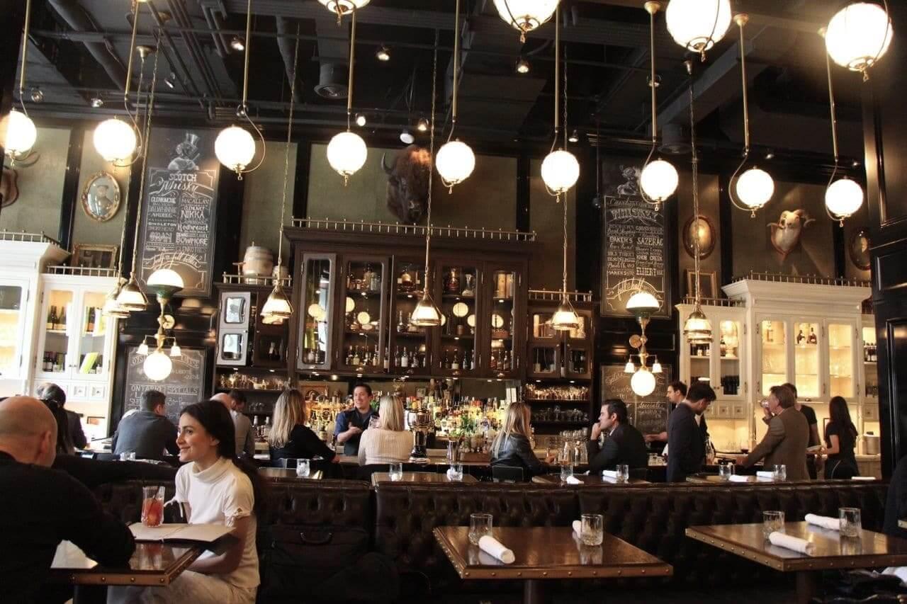 Weslodge Saloon Toronto
