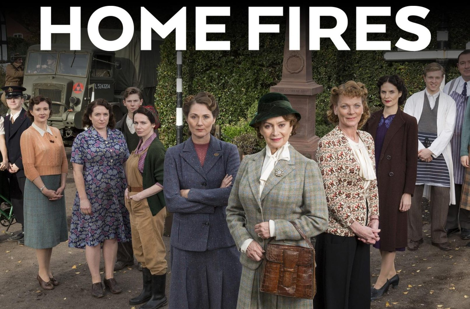 Homefires on KLCS|Passport