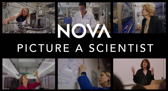 NOVA - PICTURE OF A SCIENTIST