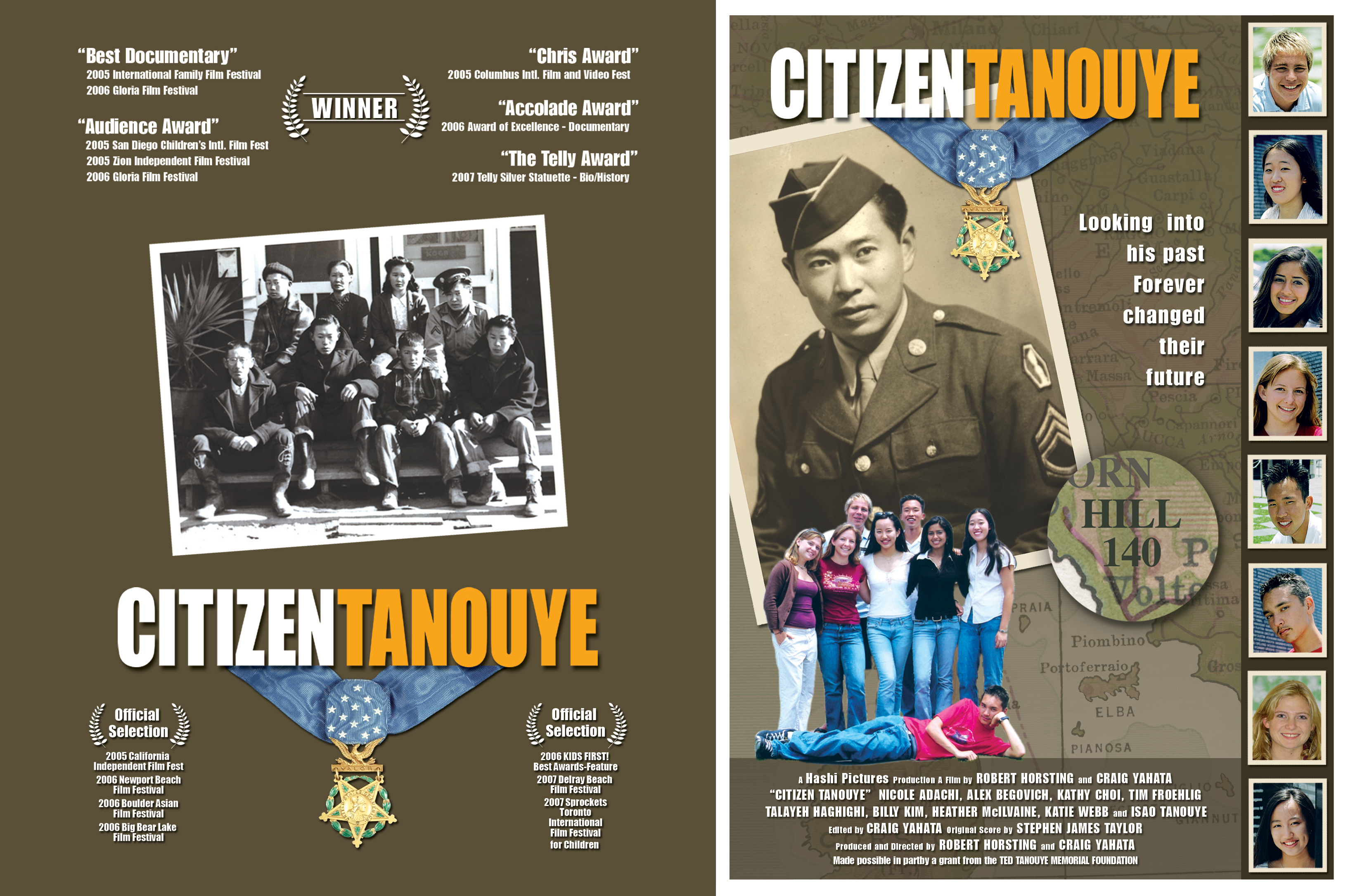 CITIZEN TANOUYE