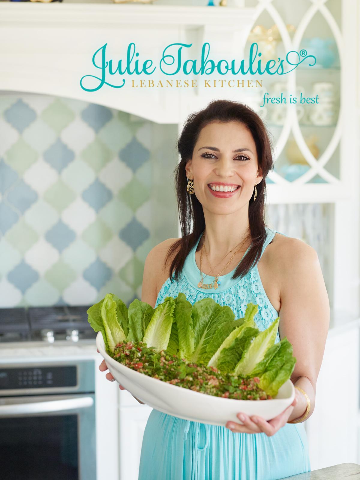 Julie Taboulie - Full Interview