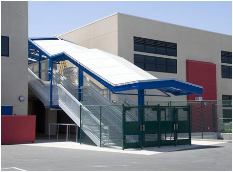 SOUTH REGION ELEMENTARY SCHOOL #4 SOUTHGATE, CALIFORNIA