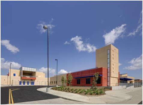 SOUTH REGION ELEMENTARY SCHOOL #3 CUDAHY, CALIFORNIA