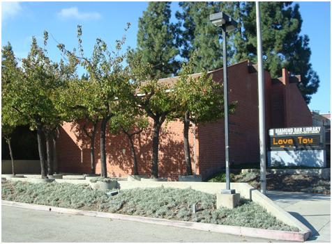 DIAMOND BAR PUBLIC LIBRARY CONVERSION TO LA COUNTY FIRE DEPARTMENT DIVISION 8 HEADQUARTERS LOS ANGELES, CALIFORNIA