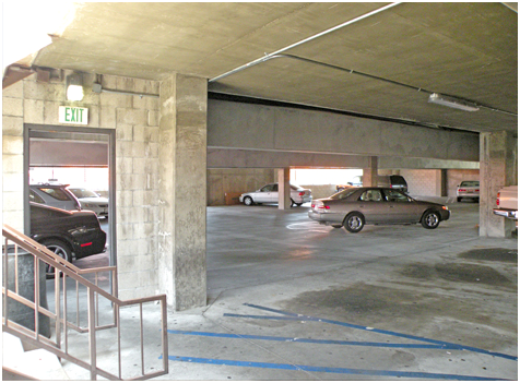 METRO DIVISION 3 PARKING STRUCTURE LOS ANGELES, CALIFORNIA