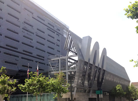 PROFESSIONAL ARCHITECTURAL AND ENGINEERING SERVICES AT THE CALTRANS DISTRICT 7 BUILDING LOS ANGELES, CALIFORNIA