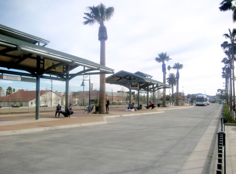 PERRIS MULTI-MODAL RAIL AND BUS FACILITY PERRIS, CALIFORNIA