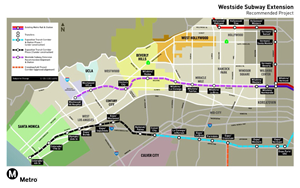 Owen Group was selected by the Los Angeles County Metropolitan Transportation Authority to provide an independent Engineering & Financial Audit for the Westside Purple Line Extension, Section 2