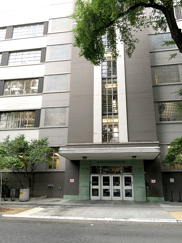 Building Infrastructure and Seismic Study – Sacramento Headquarters Buildings