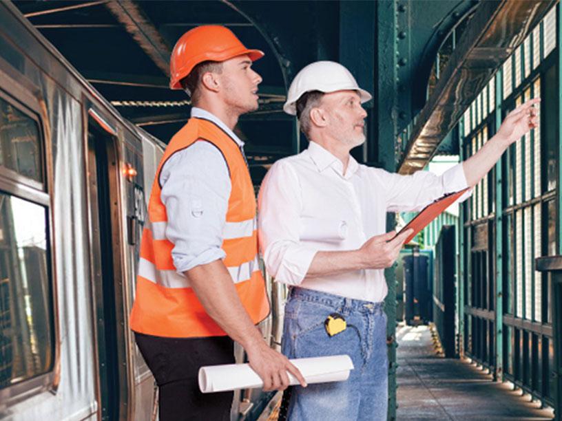 Owen to Provide Inspection for Metro Rail Program