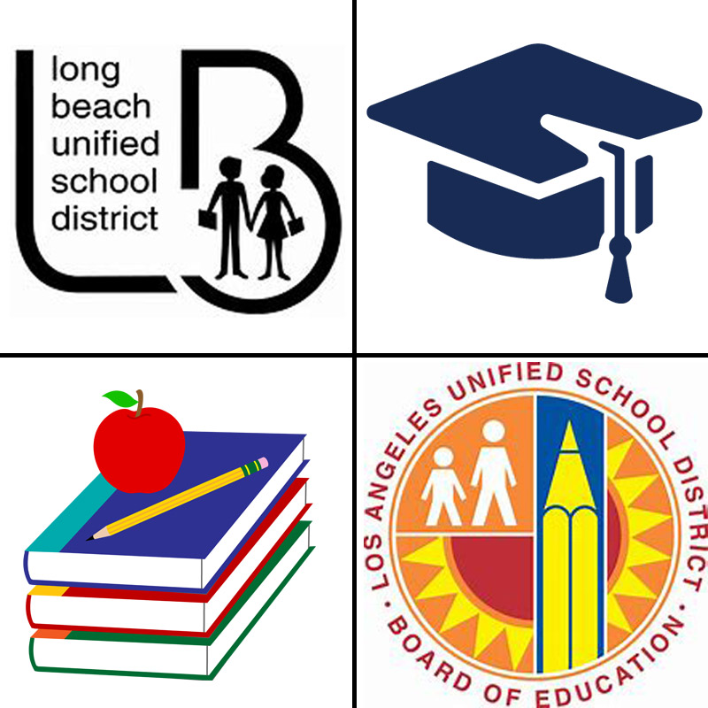 Compliance Review For LBUSD & LAUSD