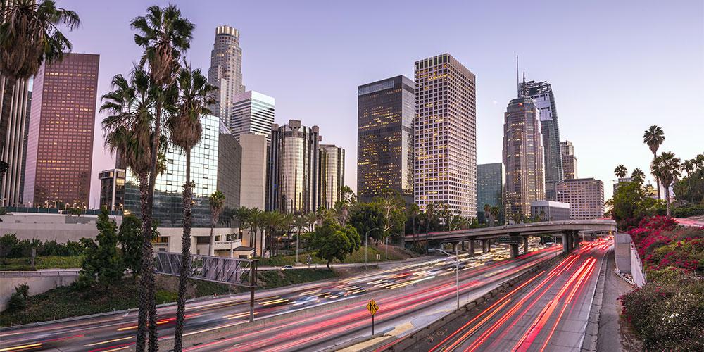 City of LA DOT Communication Hubs Replacement