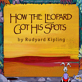 1994-Rabbit Ears - Leopard-square