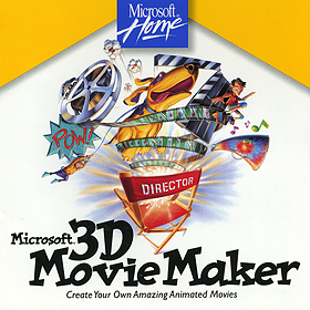 1995-3D Movie Maker