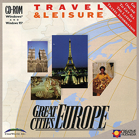 1995-Great Cities of Europe