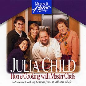 1995-Julia Child Master Chefs v1