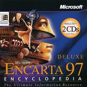 1996-Encarta 97 dlx