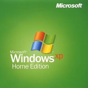 2001-Windows XP Home